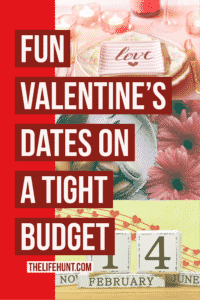 Dating on a tight budget