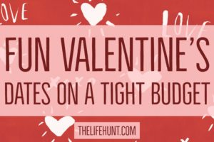 10 Fun Valentine's Day Dates on a Tight Budget