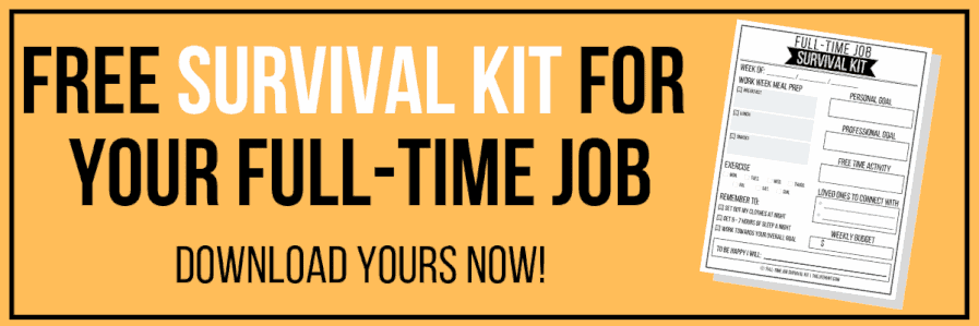 Survival Kit Opt-in | thelifehunt.com