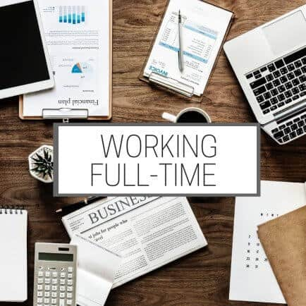 Working Full-Time Category