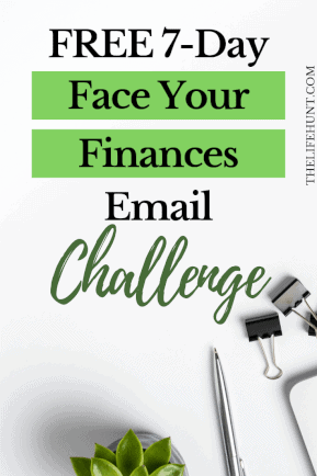Free 7-Day Finances Email Challenge