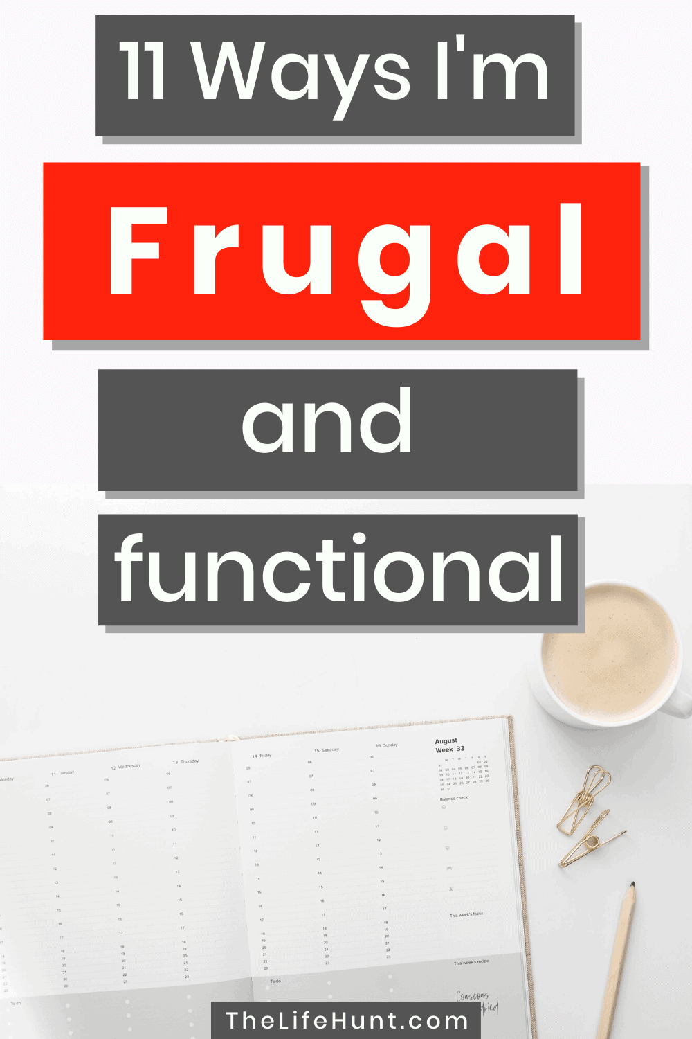frugal functional coffee