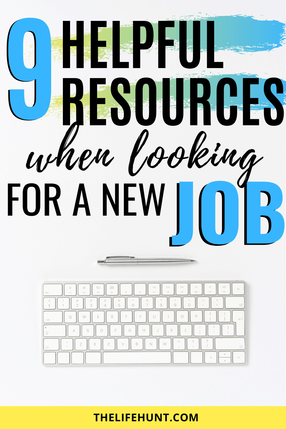 helpful resources with keyboard