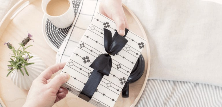 hands passing gifts picky people