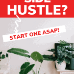 what is a side hustle with plan
