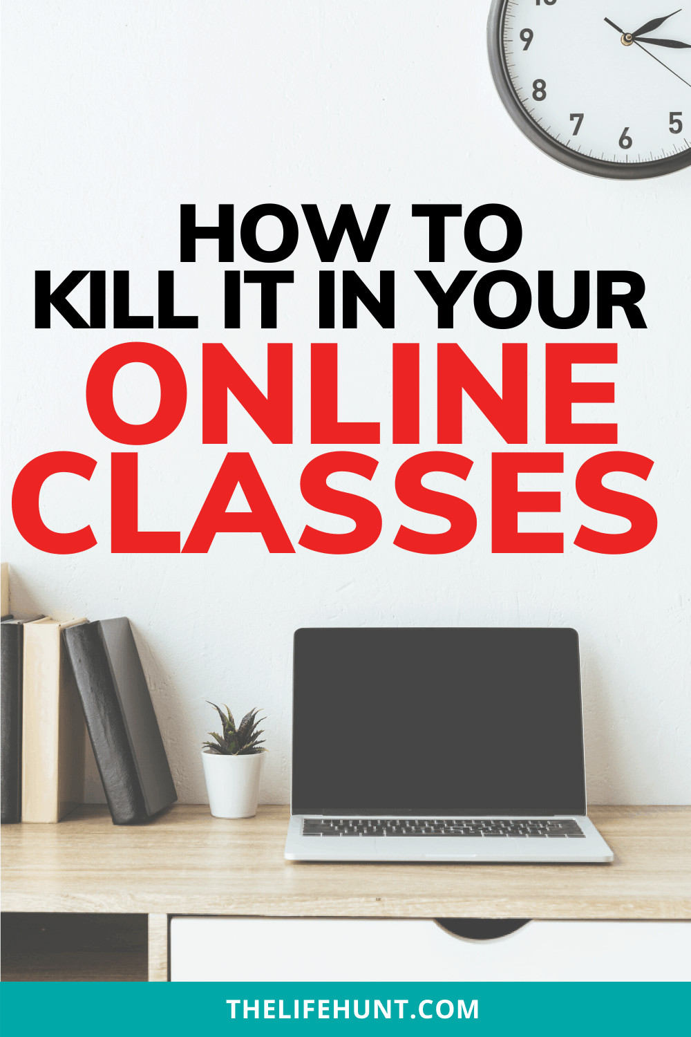 online classes with clock
