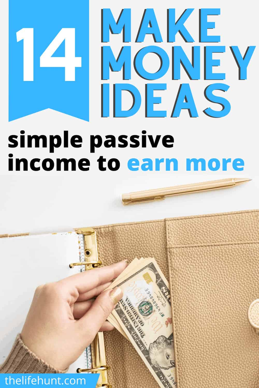 passive income ideas with wallet